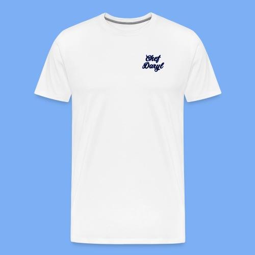 chef daryl design - Men's Premium T-Shirt