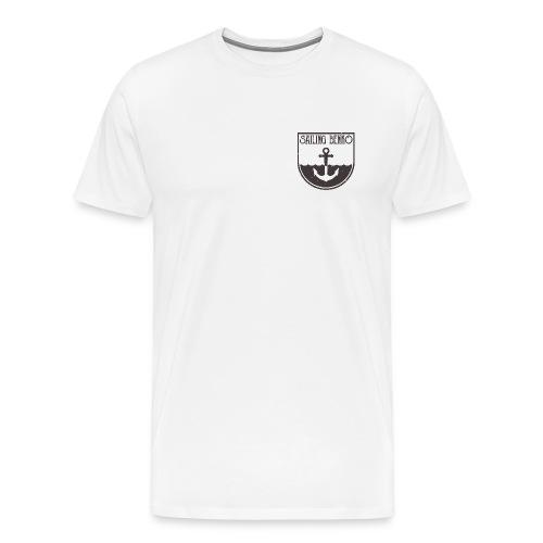 Sailing Benko - Männer Premium T-Shirt