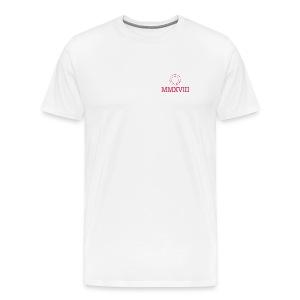 MMXVIII - logo - T-shirt Premium Homme