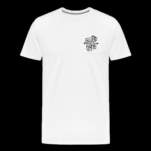 GWØP GANG 2.0 - PØITRINE - T-shirt Premium Homme