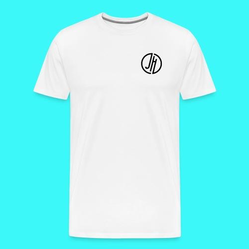 JH Logo - Men's Premium T-Shirt