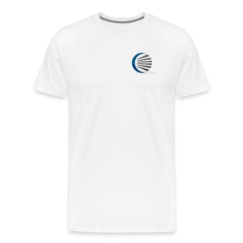 Firmen Logo 2 - Männer Premium T-Shirt