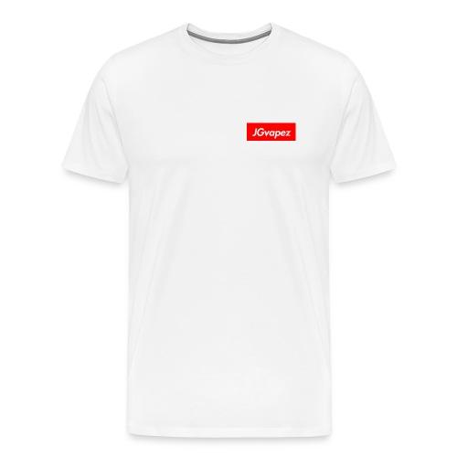 JGvapez - Men's Premium T-Shirt