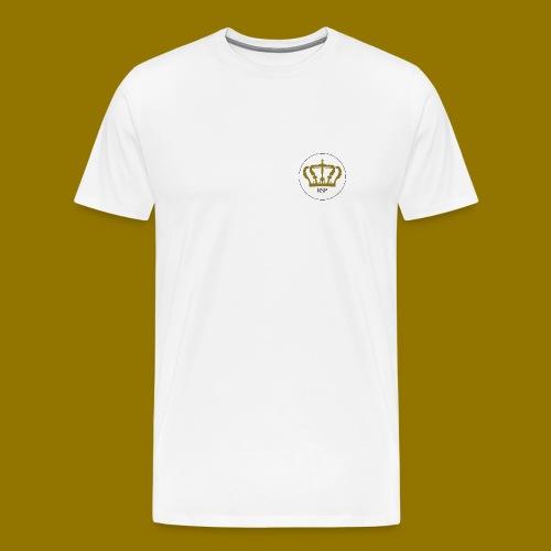 RoyalSiPlus Krone - Männer Premium T-Shirt