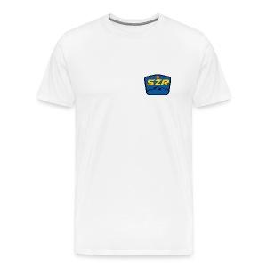 SZR - Premium-T-shirt herr
