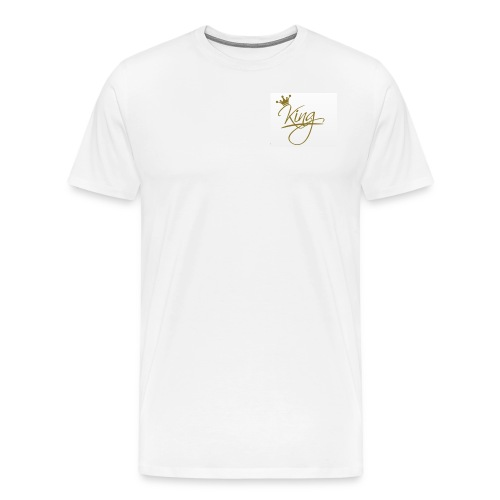 King wears - Men's Premium T-Shirt