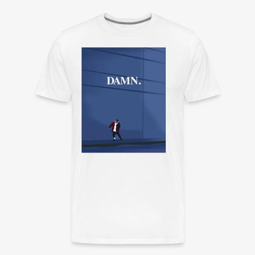 Kendrick Lamar - DAMN - Mannen Premium T-shirt