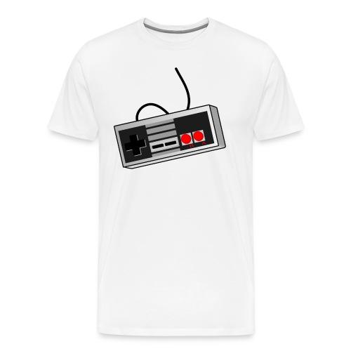 GamePad - Premium-T-shirt herr