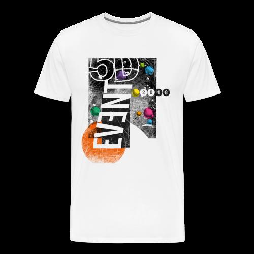 5D Event 2018 - Men's Premium T-Shirt