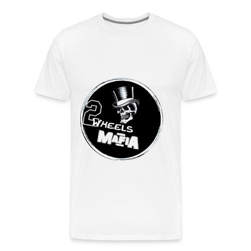 2WheelsMafia - Männer Premium T-Shirt