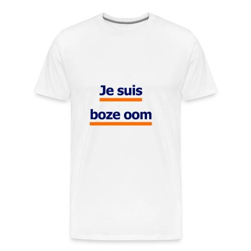 boze oom - Mannen Premium T-shirt
