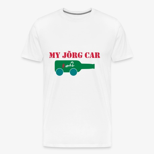 MY JÖRG CAR (Mallorca) #me2 - Männer Premium T-Shirt