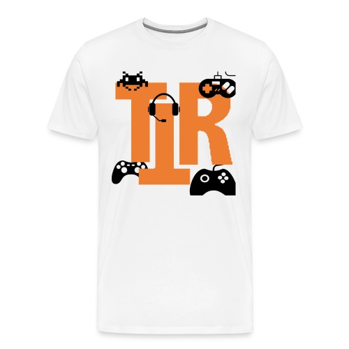 ttr streams - Men's Premium T-Shirt