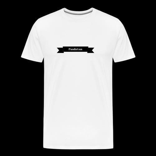 PandaGun - Männer Premium T-Shirt