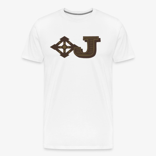 Jambo Airways Logo - Men's Premium T-Shirt