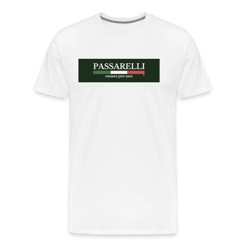 PASSARELLI - Maglietta Premium da uomo