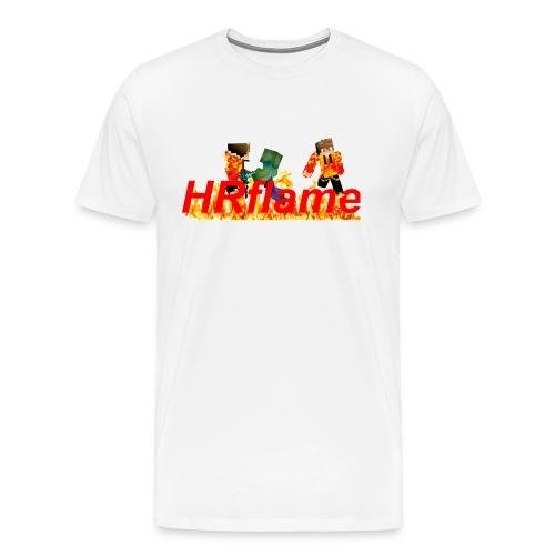HRflame - Männer Premium T-Shirt