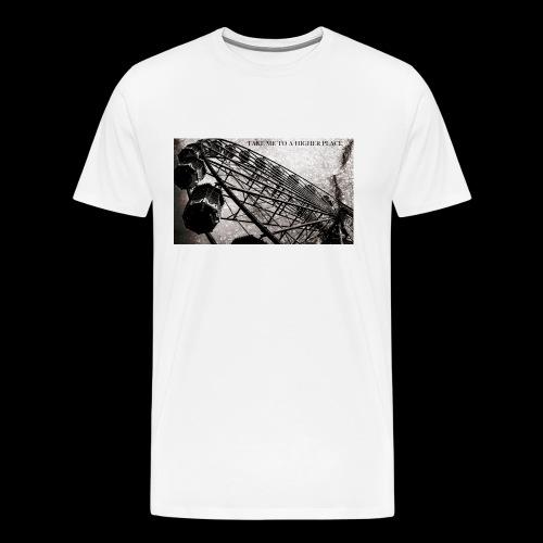 Take me to a higher place - Männer Premium T-Shirt
