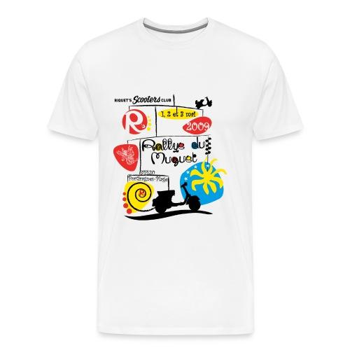 Rallye du Muguet 2009 - T-shirt Premium Homme