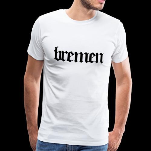 Bremen Deutschland Bremen City - Männer Premium T-Shirt
