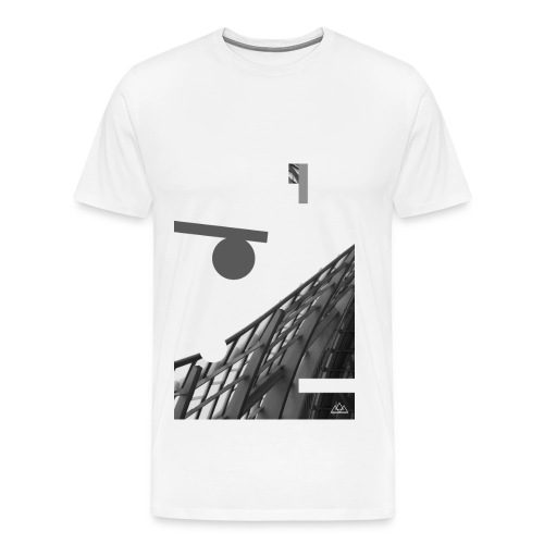 . H A L K O . - T-shirt Premium Homme