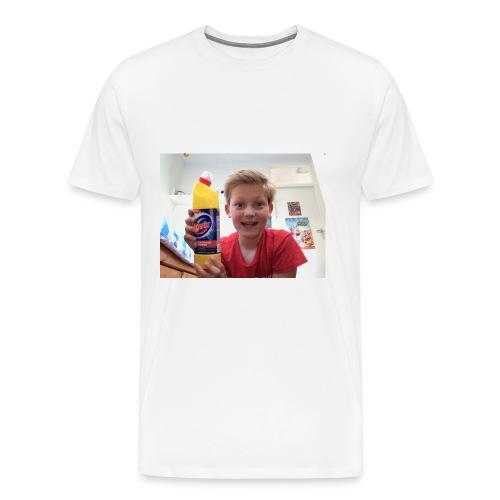 Bleek - Mannen Premium T-shirt