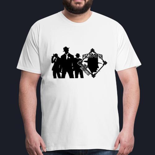 PizzaMafia - Männer Premium T-Shirt