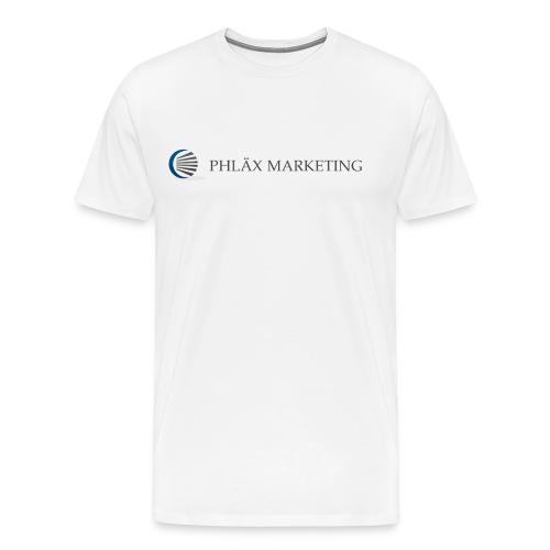 Firmen Logo - Männer Premium T-Shirt