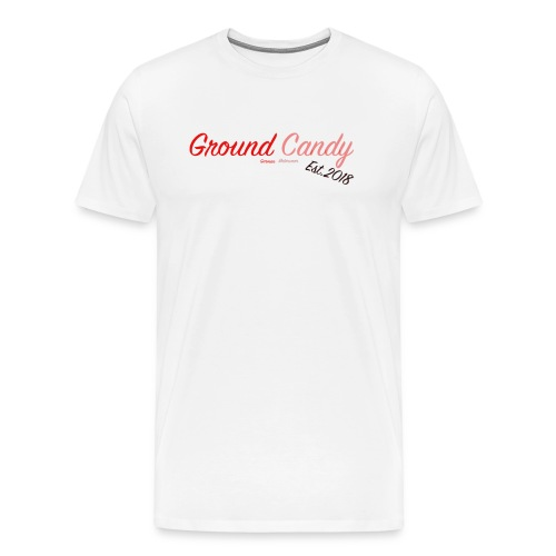 Ground Candy Logo - Männer Premium T-Shirt