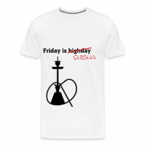 Shishaday - Männer Premium T-Shirt