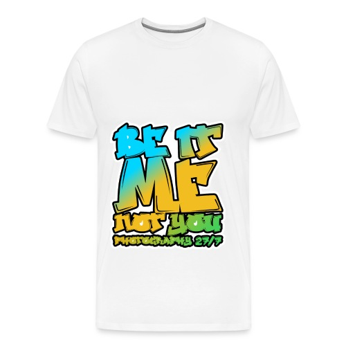 Hip-Hop Logo - Men's Premium T-Shirt