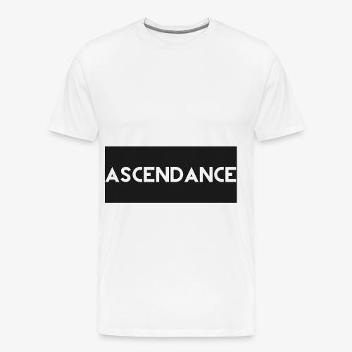 Acendancelogo - Men's Premium T-Shirt
