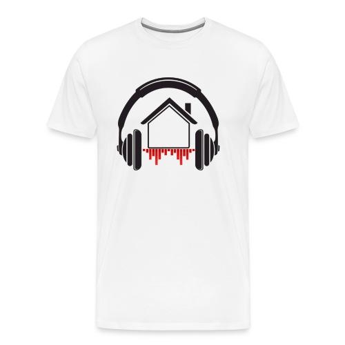 mix at home Logo - T-shirt Premium Homme