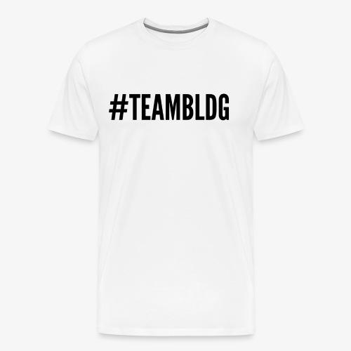 Team BLDG schwarz - Männer Premium T-Shirt