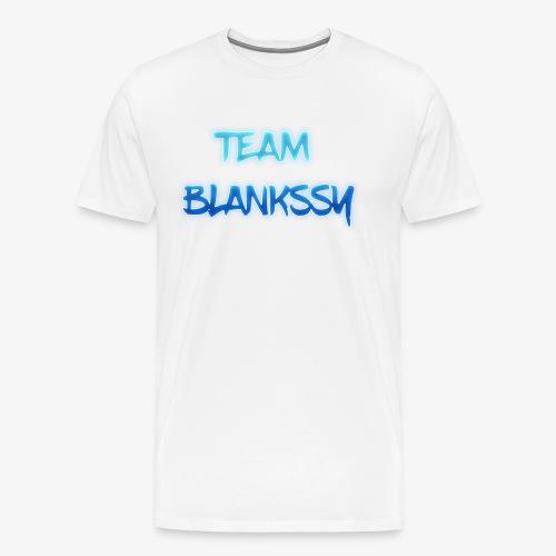 TEAM BLANKSSY - Men's Premium T-Shirt