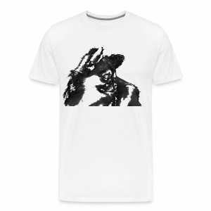Chihuahua Design - Männer Premium T-Shirt