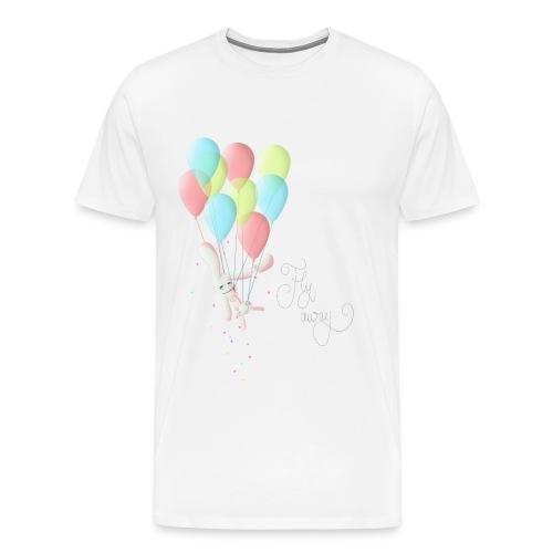 Gore Bunny - Männer Premium T-Shirt