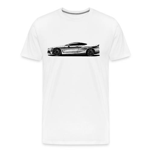 serie 8 Concept car - Camiseta premium hombre