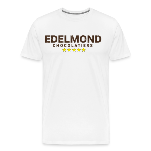Edelmond Chocolatiers - Männer Premium T-Shirt
