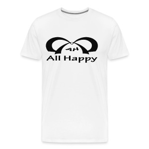 ALL HAPPY - T-shirt Premium Homme