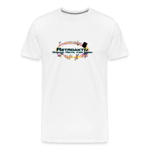 RetroAktiv Shop - Männer Premium T-Shirt