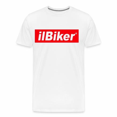 ilBiker® - Maglietta Premium da uomo