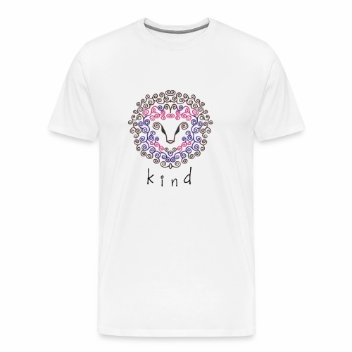 kind Is For All Kind - Men's Premium T-Shirt