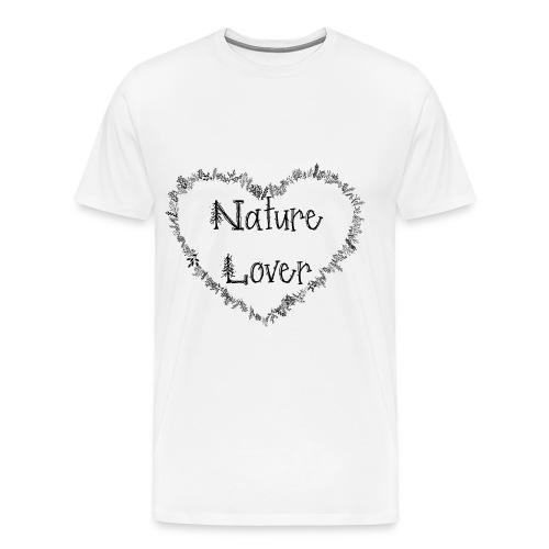 Nature Lover - Männer Premium T-Shirt