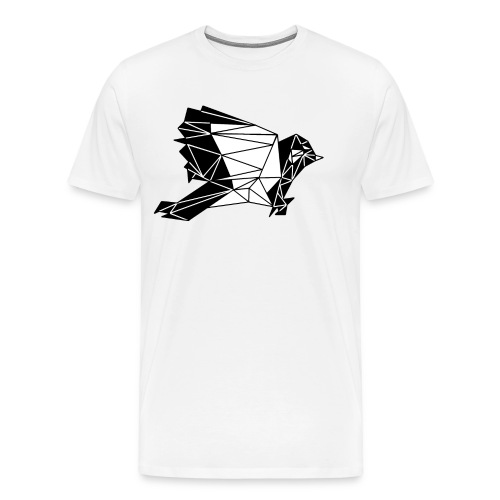 White Sparrow - Männer Premium T-Shirt