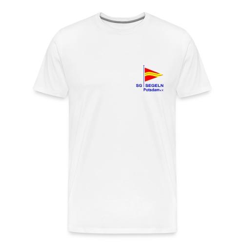 LOGO SGS - Männer Premium T-Shirt