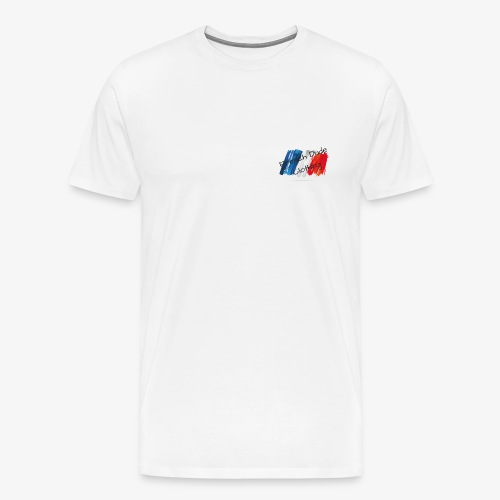 French Dude Clothing - T-shirt Premium Homme