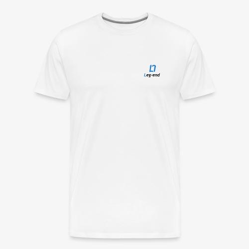 Leg end design - Men's Premium T-Shirt