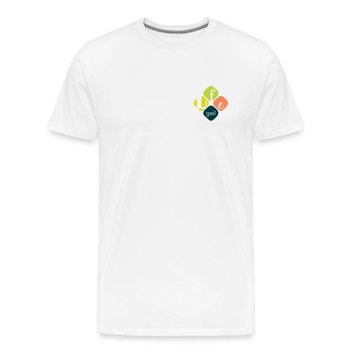 Lifegeil - Männer Premium T-Shirt