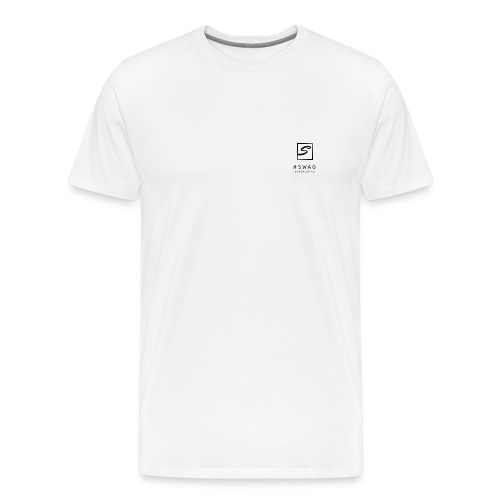 Hashtag Swag - Männer Premium T-Shirt